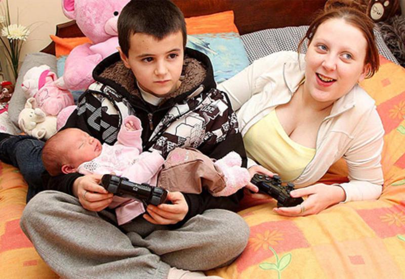 Альфи Паттен: как13-летний мальчик стал отцом
