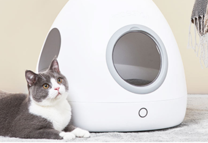 Xiaomi анонсировала умный кошачий дом