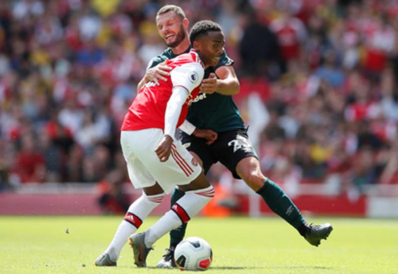 Отогнавший грабителей игрок «Арсенала» вернулся на поле и помог команде победить