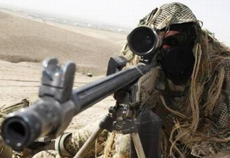 Армянские снайперы обстреляли азербайджанские села