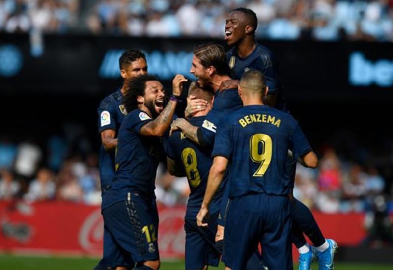 «Реал» опережает «Барсу» в таблице впервые за 818 дней
