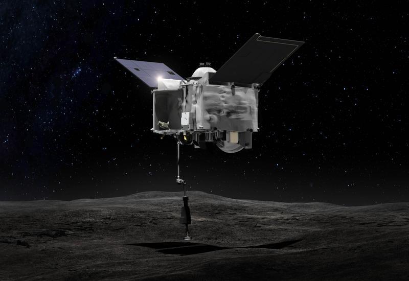 """Космический корабль NASA готовится """"атаковать"""" астероид"""