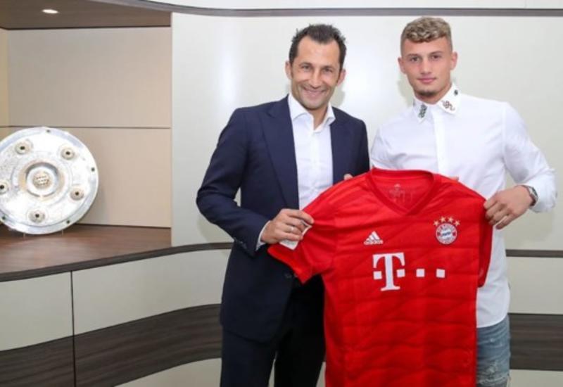 """Чемпионское усиление: """"Бавария"""" оформила шестой трансфер за лето"""