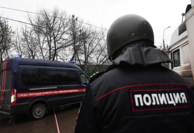 Появились кадры с места массовой бойни в России