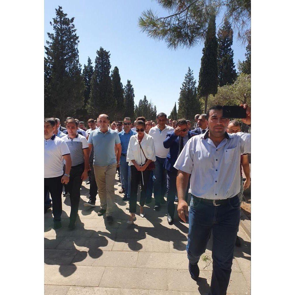 Первый вице-президент Мехрибан Алиева: Испытываю чувство гордости за достойных сынов, солдат, офицеров Азербайджана