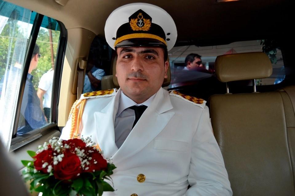 Состоялась свадьба героя апрельских боев