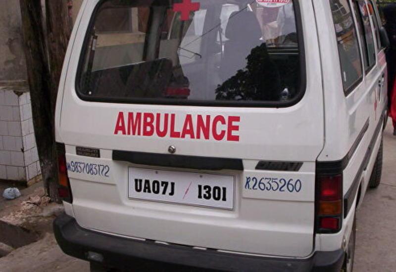 Крупная авария в Индии, много погибших