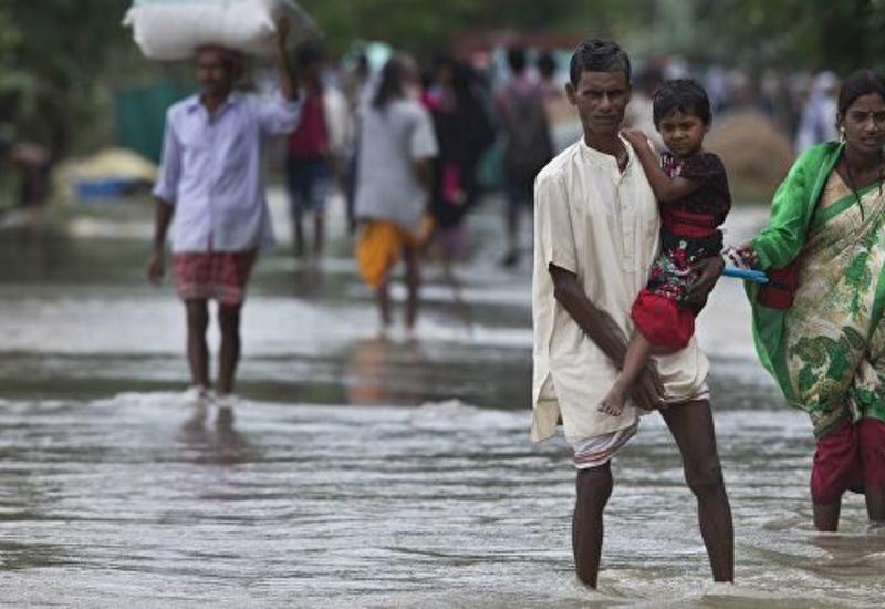 В Нью-Дели проходит массовая эвакуация из-за угрозы затопления