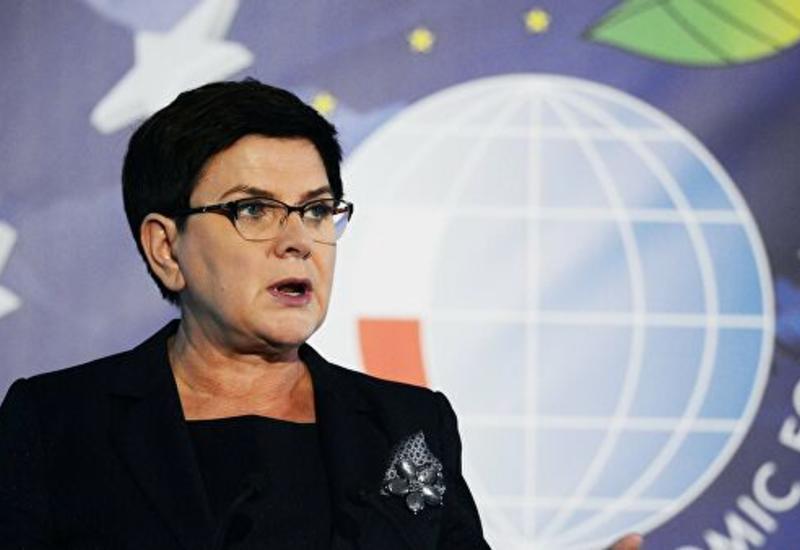 Экс-премьер Польши попала в ДТП