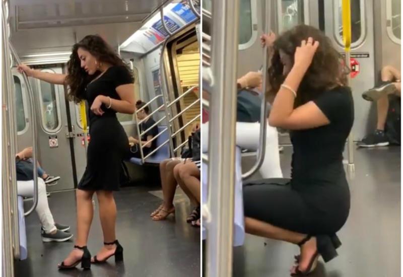 Видео с девушкой, изо всех сил пытающейся сделать идеальное селфи, стало вирусным