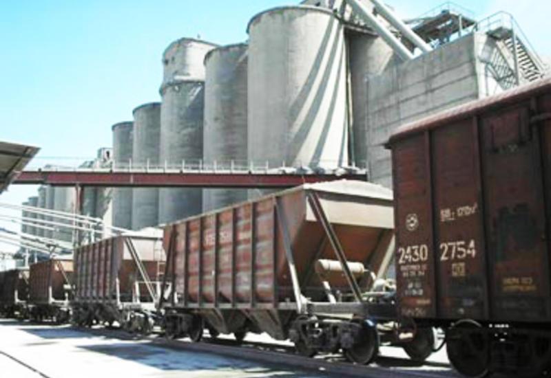 Азербайджан значительно увеличил экспорт цемента в Грузию