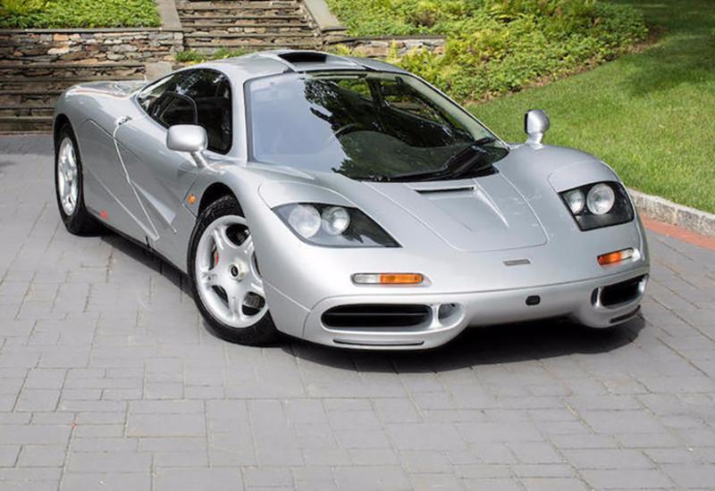 Спортивный автомобиль McLaren продали за рекордную сумму