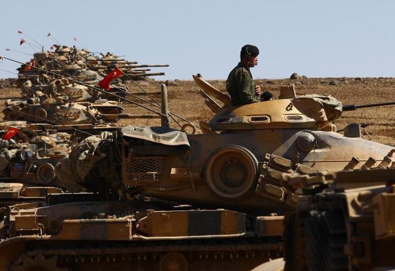 В Сирии обстреляли военный конвой турецкой армии