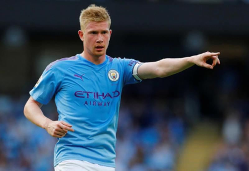 Футболист «Манчестер Сити» предложил отрубить руку партнеру по команде