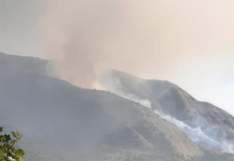 Минэкологии о крупном пожаре в Губе