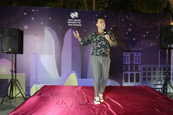 """В Баку прошел очередной концерт в рамках проекта """"Sehrli Bakı"""""""