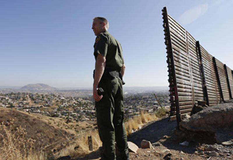 В США наградят военных, служащих на границе с Мексикой