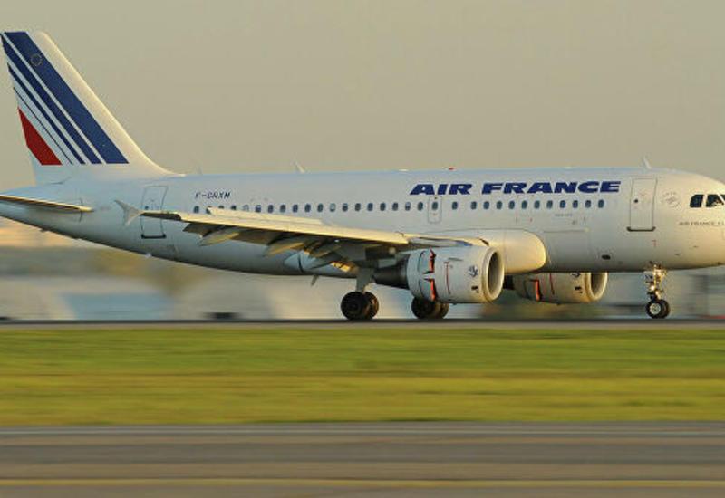 Самолет Air France Москва-Париж экстренно сел в Люксембурге