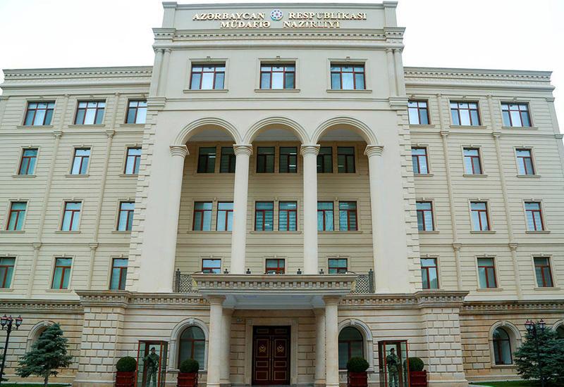 Минобороны Азербайджана поблагодарило всех участников поисковых операций
