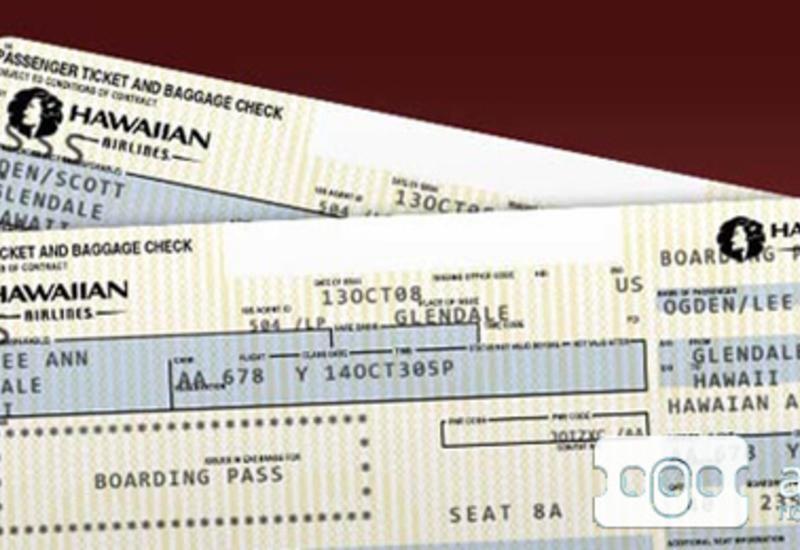 Какнекупить фальшивый авиабилет?