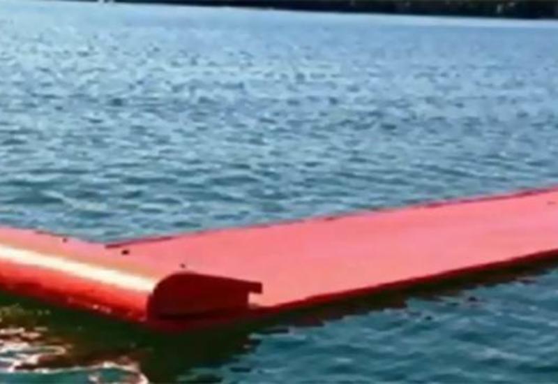 Спящий итальянец на матрасе случайно уплыл в Сицилию