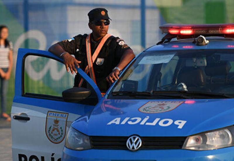 Захвативший заложников в Рио-де-Жанейро нейтрализован