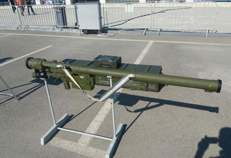 В Баку представили новый ракетный комплекс