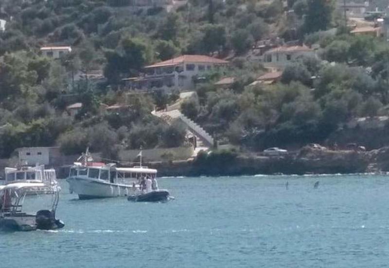 В Греции вертолет упал в море, есть погибшие