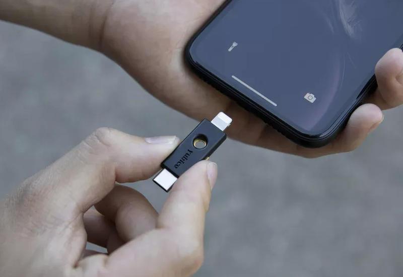 Приложения на iPhone теперь можно защитить физическим Lightning-ключом