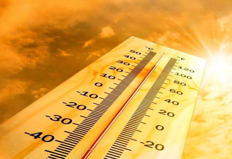 В Азербайджане будет аномальная жара