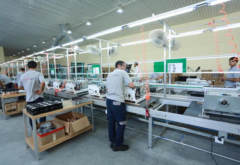 В Азербайджане при поддержке Агентства развития МСБ запустили новый завод