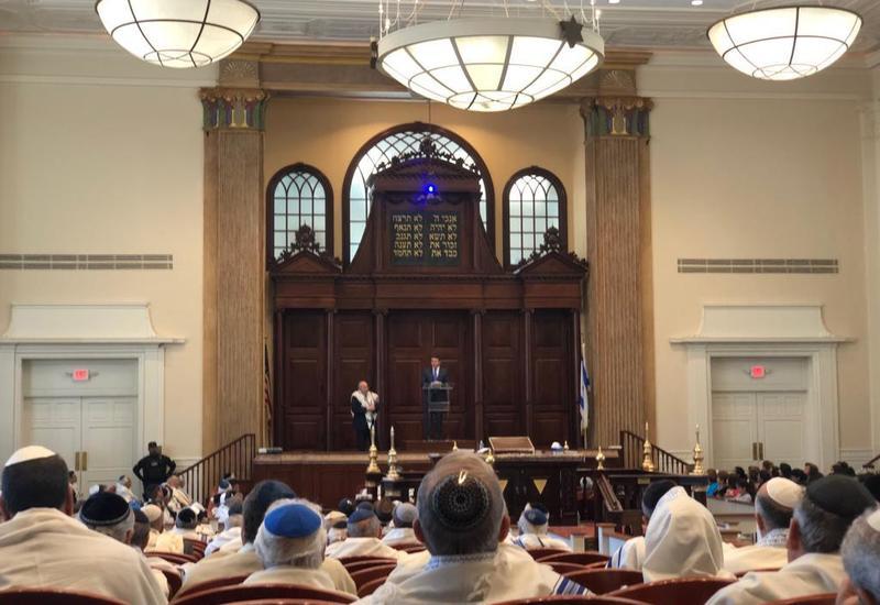 В Лос-Анджелесе рассказали о традициях толерантности Азербайджана