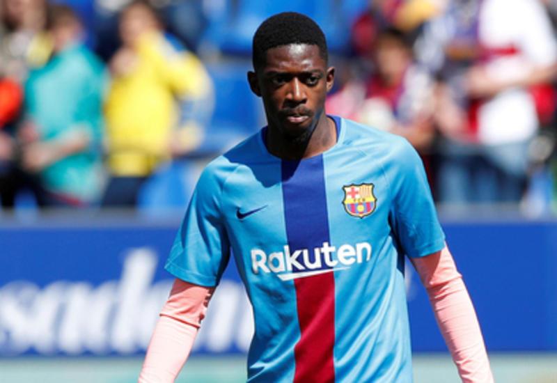 «Барселона» сочла своего нападающего неисправимым