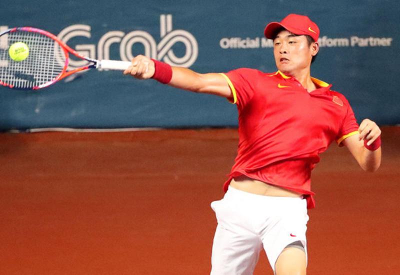 В теннисе впервые победил глухой спортсмен
