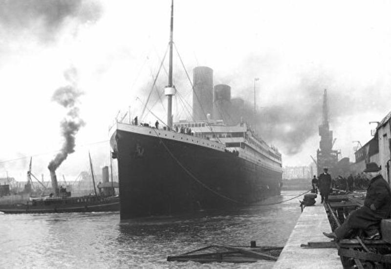 Ученые  показали, как выглядит «Титаник» спустя 107 лет