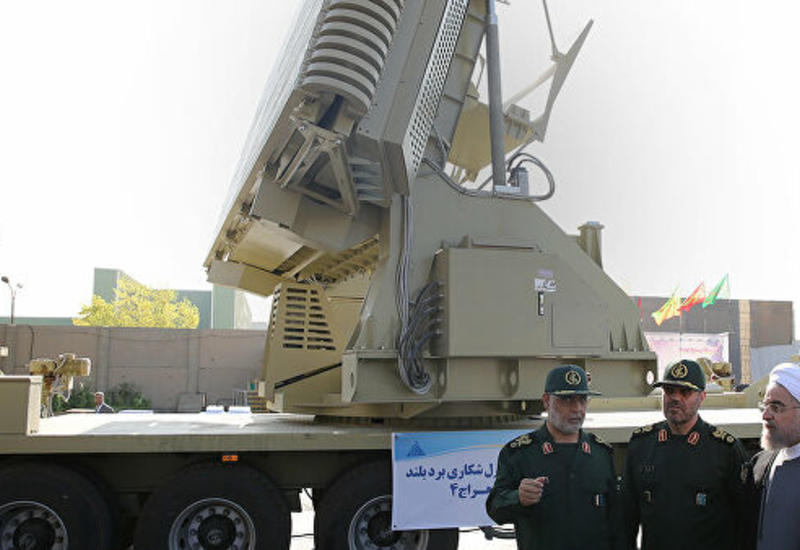 Иран представил ЗРК собственного производства