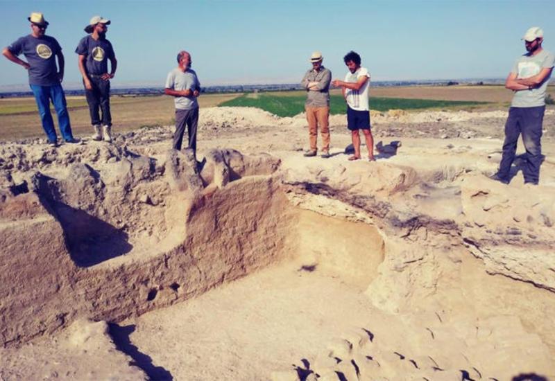 Археологи Азербайджана и Италии проводят совместные исследования