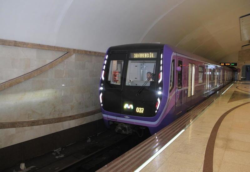 Бакинский метрополитен перешел на усиленный режим работы