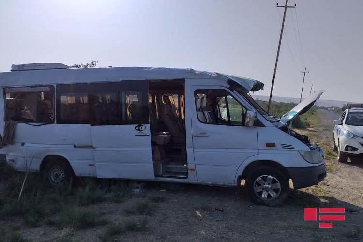 Тяжелая авария в Гаджигабуле, много раненых
