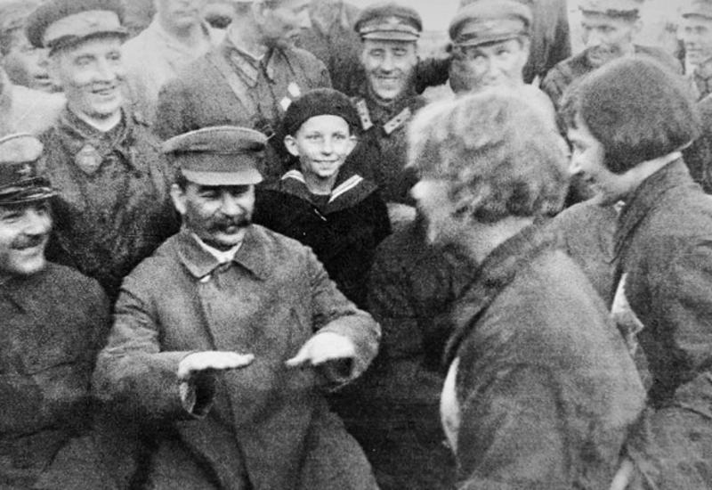 Чтостало сохранником, ударившим Сталина?