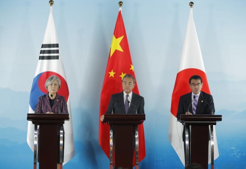Китай хочет стать посредником в торговом споре Японии и Южной Кореи