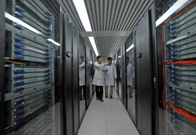 Китайский суперкомпьютер поможет исследовать Вселенную