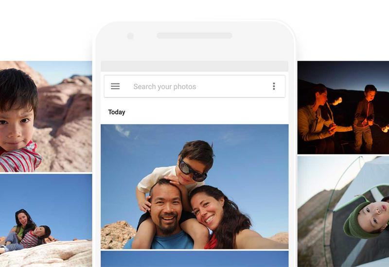"""""""Google Фото"""" теперь умеет искать по тексту в изображениях"""
