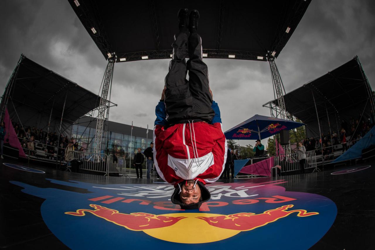 В Баку пройдет Red Bull Dance Your Style