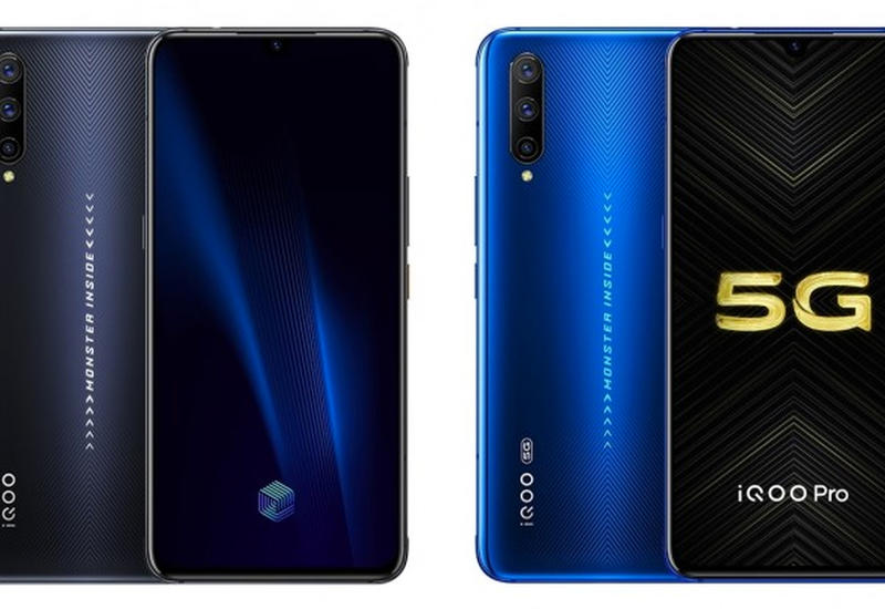 Vivo iQOO Pro: мощный игрофон с 5G