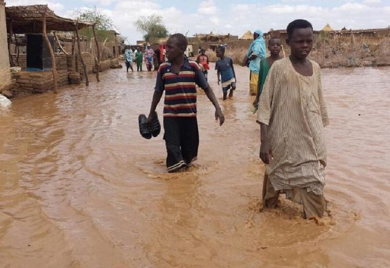 Стихийное бедствие в Судане: 60 погибших, более 100 пострадавших