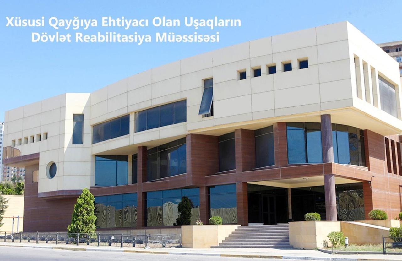 В Азербайджане реабилитационными услугами обеспечили свыше 300 детей