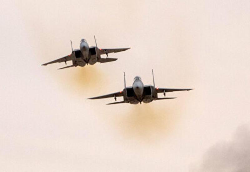 Израильские самолеты вторглись в воздушное пространство Ливана