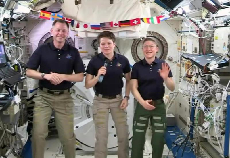 Американскую астронавтку подозревают в совершении преступления на МКС
