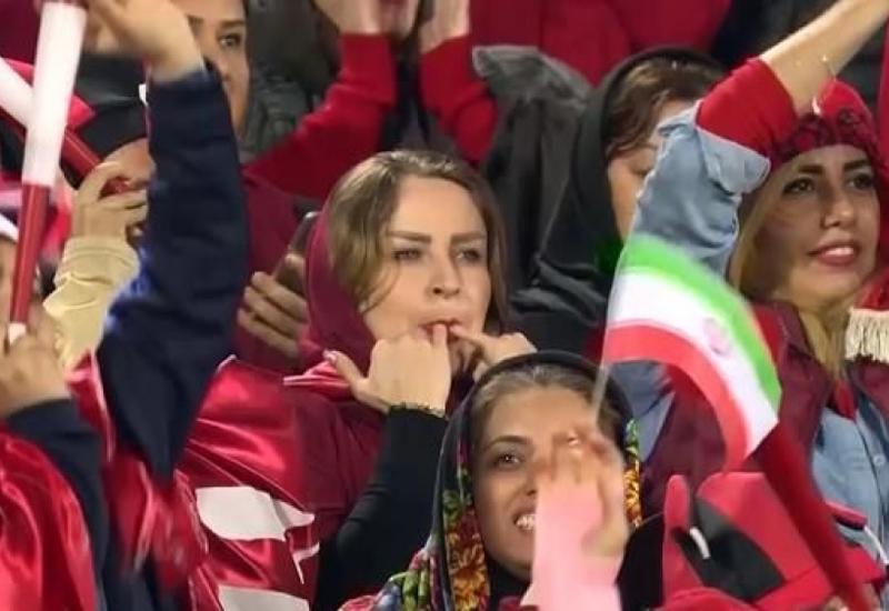 Женщины в Иране смогут посмотреть матч отбора к ЧМ-2022 на стадионе